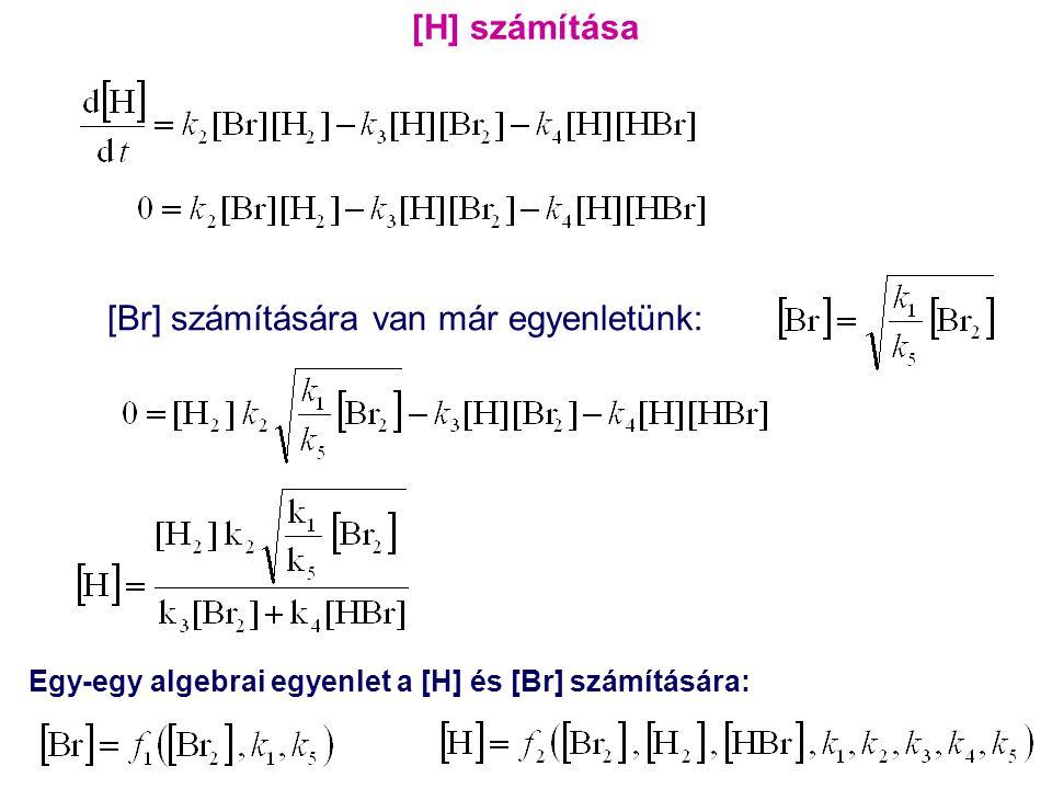 [Br] számítására van már egyenletünk: